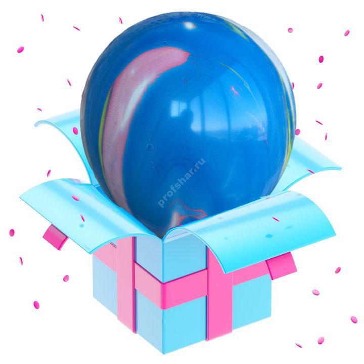 сине розовый агат