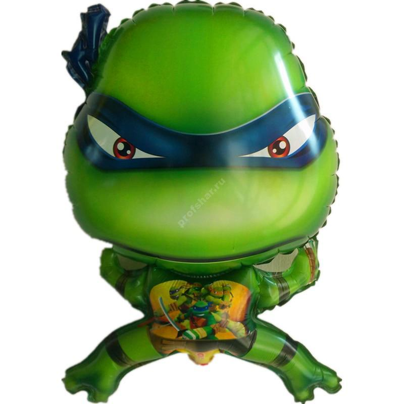 Фольгированный шар  «Черепашки Ниндзя»