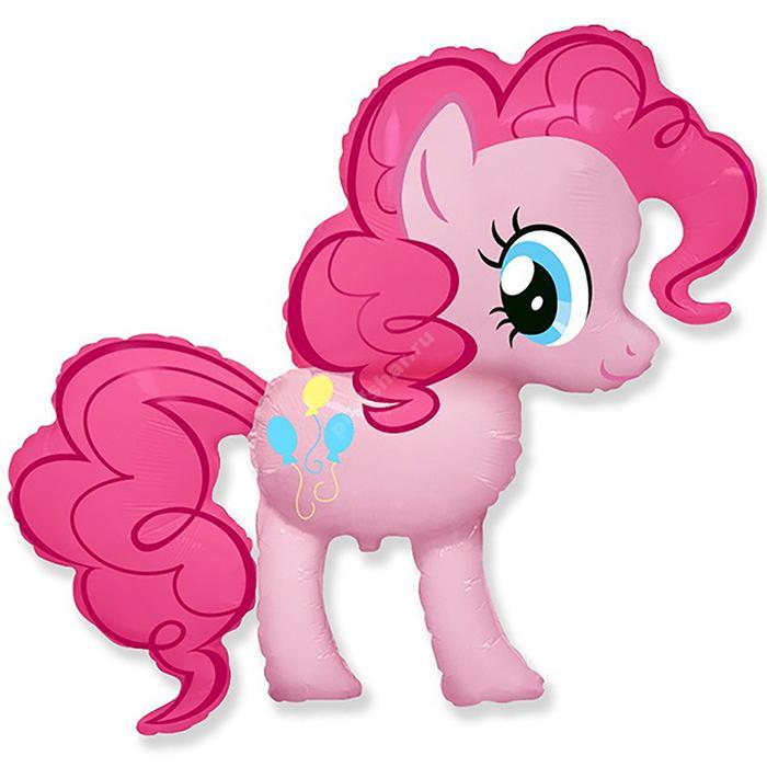 Фольгированный шар «My little pony»