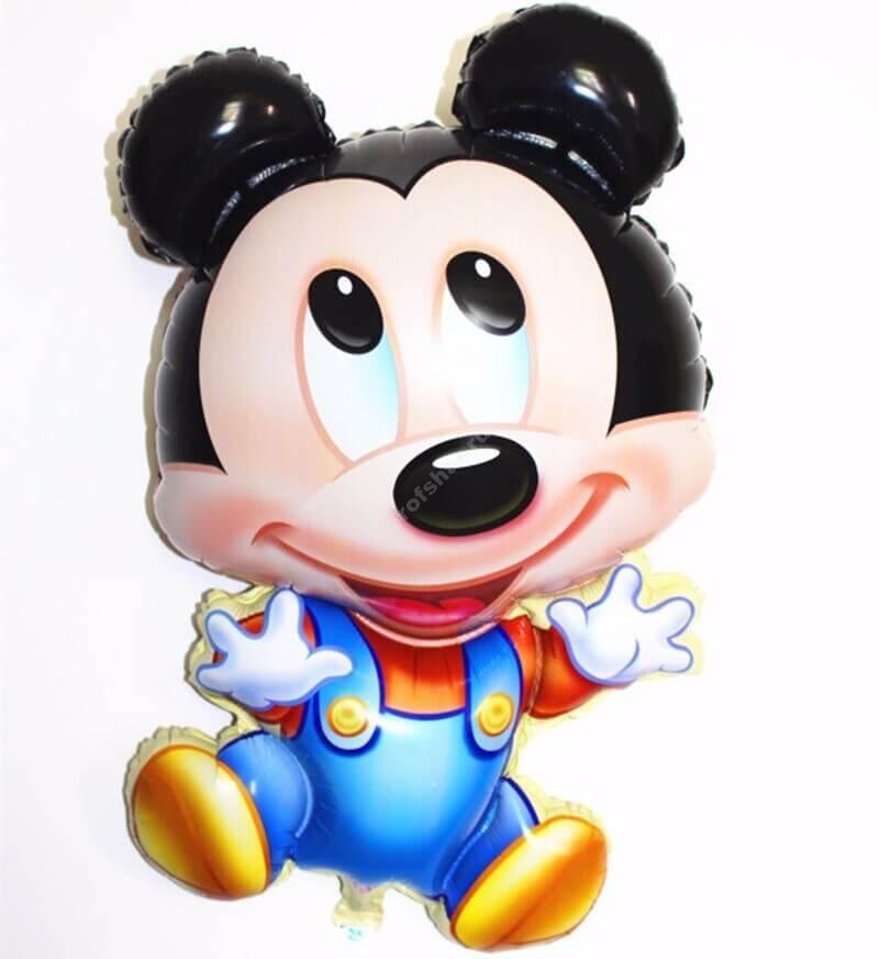Шар фольгированный «Микки Маус»