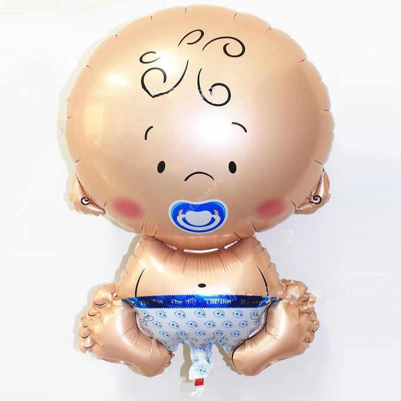 Фольгированный шар «малыш» мальчик