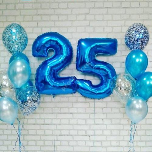 Композиция из шаров № 27